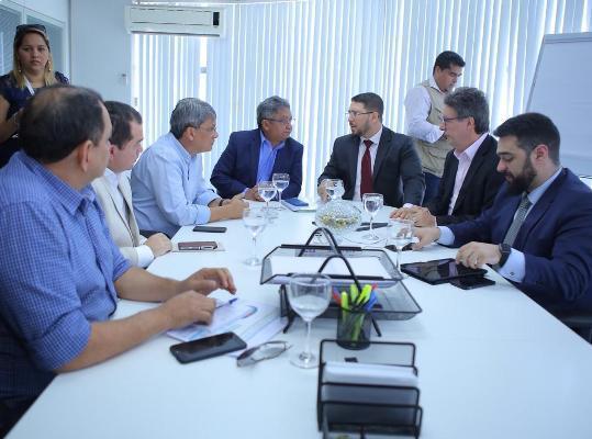 Equipes de transição iniciam trabalhos para a próxima gestão do AM