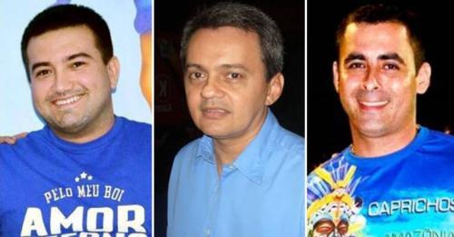 Esquenta eleição do Caprichoso com três nomes na disputa