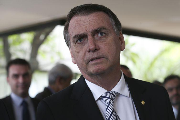 Bolsonaro defende turismo como forma de preservação ambiental