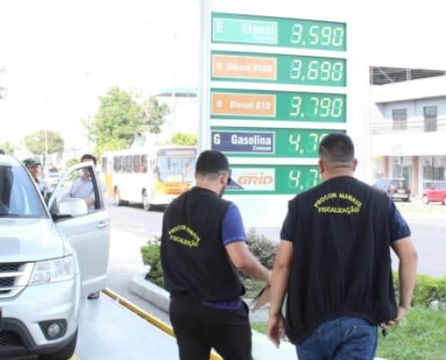 Procon Manaus intensifica fiscalizações e preço da gasolina começa a baixar