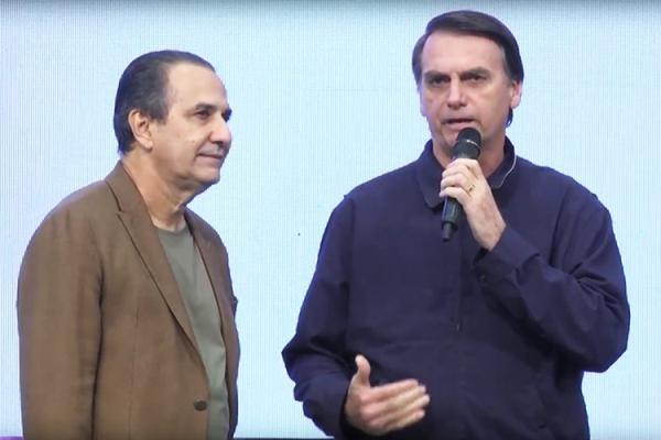 Bolsonaro pediu aval de Silas Malafaia para definir ministro da Educação