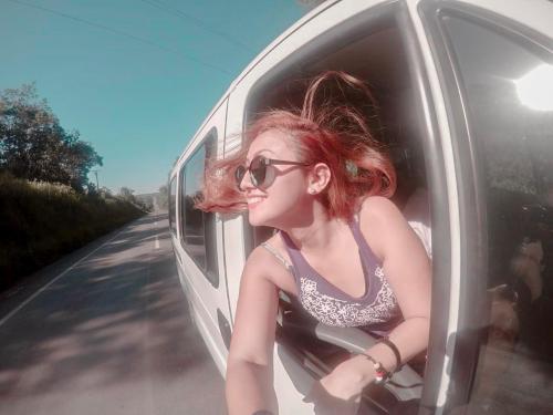 MINHA SELF | A youtuber Waneza Litaiff, rumo as cachoeiras de Figueiredo