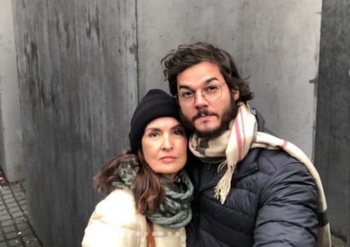 Túlio Gadelha é internado com trombose após férias com Fátima Bernardes