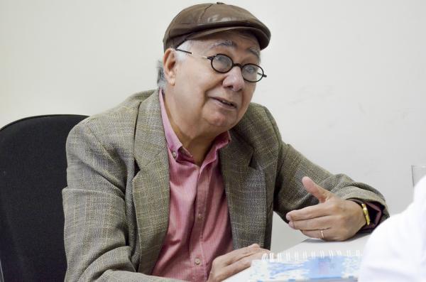Café Teatro sedia lançamento da obra Aleivosias Poéticas, de José Seráfico