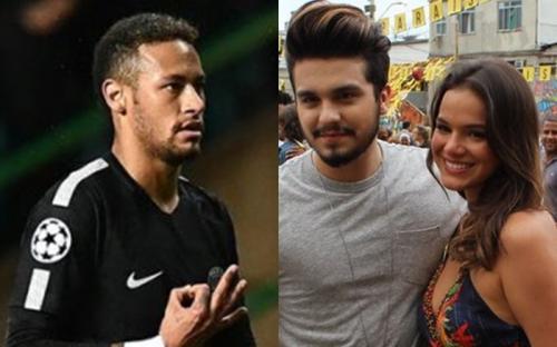 Bruna Marquezine provoca Neymar e sai em defesa de Luan Santana