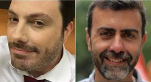 Danilo Gentili é condenado a indenizar Marcelo Freixo