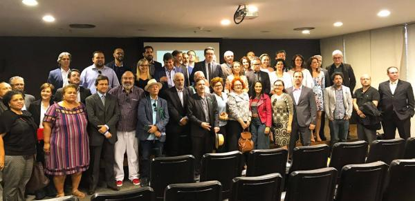 Secretários de 18 estados  assinam carta contra fim do Ministério da Cultura