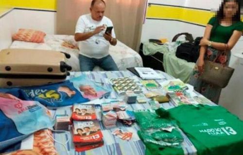 Telefone de ex-prefeito de Nhamundá é periciado pela PF