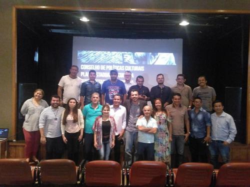 Prefeitura de Parintins participa de encontro sobre políticas públicas culturais, em Manaus