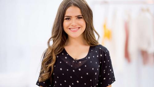 Maisa é a adolescente com mais seguidores no Instagram no mundo