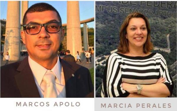 Marcos Apolo é o novo secretário de Cultura; Márcia Perales na Fapeam