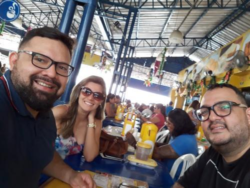 MINHA SELF | Os amigos Wagner, Stéfany e Yghor na Feirinha do Parque 10