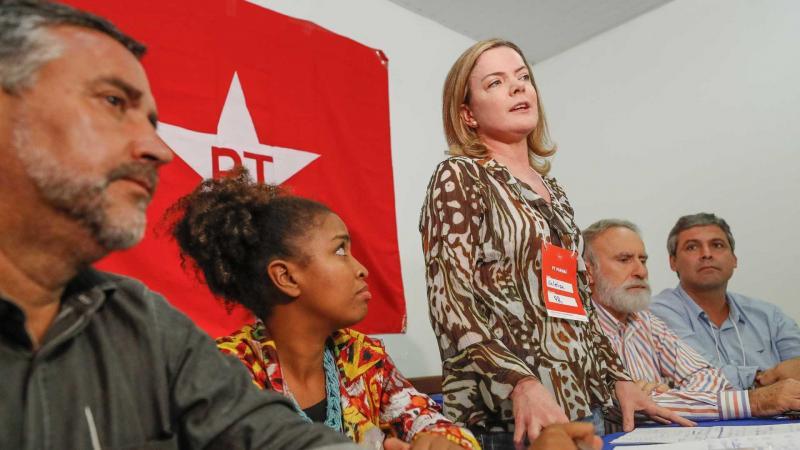 PT, PSOL e PCdoB não participam da posse de Bolsonaro