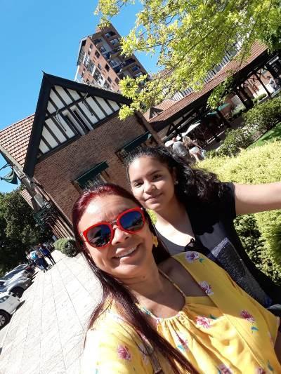 MINHA SELF | Wilma e Aninha de férias, na Argentina