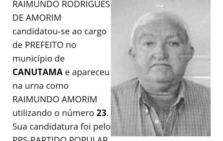 Ex-prefeito de Canutama (AM) é condenado por desvio de recursos da Funasa