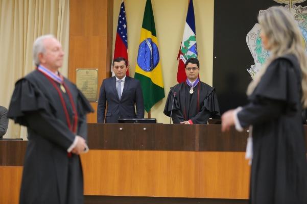 Wilson Lima destaca papel do TRE-AM como um dos pilares da democracia