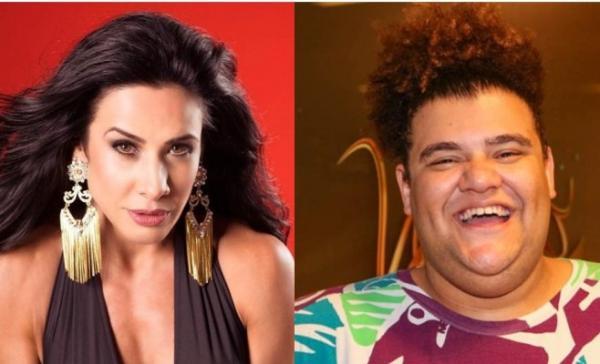 Scheila Carvalho e Gominho animam o Baile do Hawaii 2019