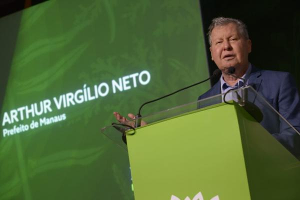 Amazônia deve ser 'euforia econômica e não depressão' para o Brasil, diz prefeito