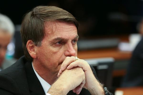 Bolsonaro tem menor base no Congresso desde Collor
