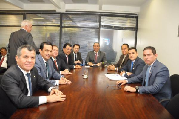 Governadores do AM, RR, RO e AC e bancadas em Brasília vão pressionar ministro sobre BR 319