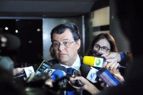 Eduardo Braga é relator de indicação do governo Bolsonaro para o Banco Central