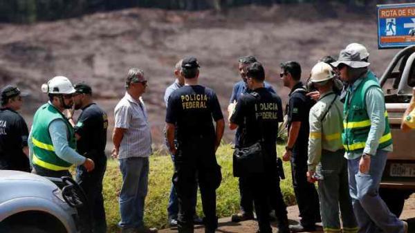 Oito funcionários da Vale são presos em operação em três estados