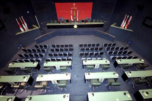 Aleam reabre nesta quarta-feira (1) com posse da Mesa Diretora e Mensagem Governamental