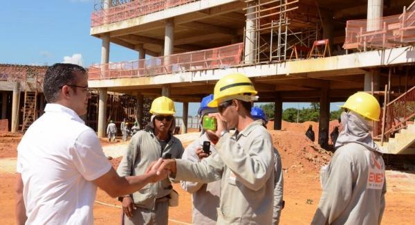 Alvarães, Boa Vista do Ramos e Tabatinga receberão R$ 820 mil para infraestrutura