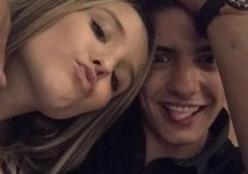 Ator estaria forjando namoro com Larissa Manoela para aparecer