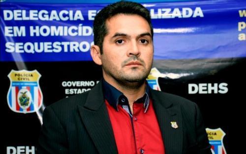 Delegado Juan Valério é nomeado novo titular da DEHS