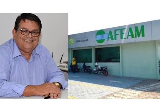 Governador afasta toda diretoria da AFEAM, após TCE bloquear bens