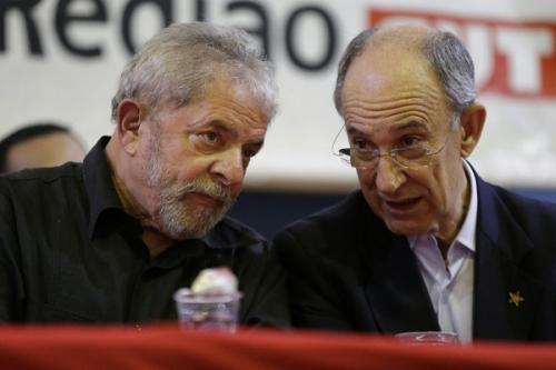 'Lula é nosso candidato para 2018', diz Rui Falcão