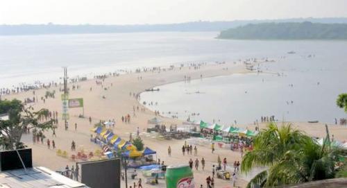 Prefeitura de Maués cria medida de preservação de praias