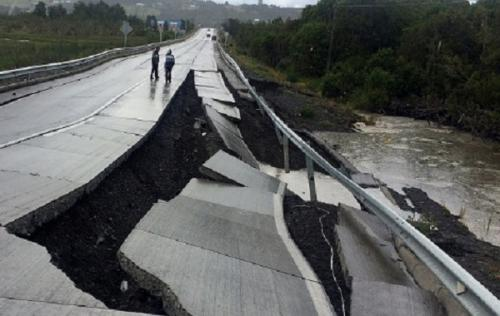 Terremoto atinge o Chile e país tem alerta de tsunami