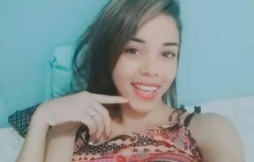 Thainá, de 18 anos, está desaparecida desde quinta e deixa família desesperada