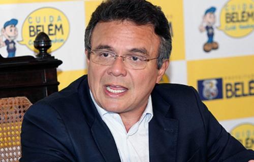 Zenaldo, prefeito de Belém é cassado pela segunda vez